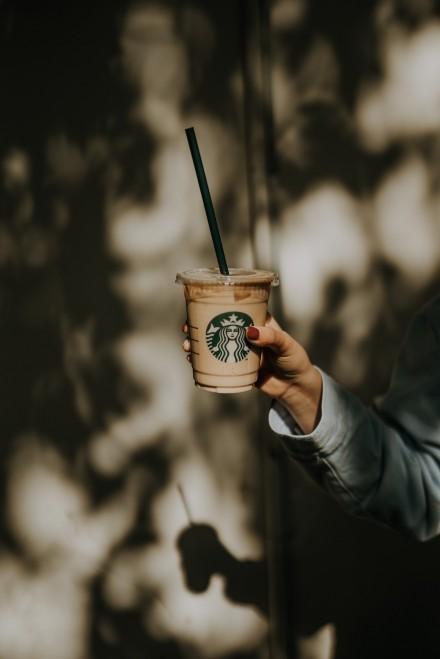 咖啡外景拍摄